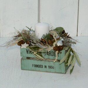 adventsgesteck-mit-weisser-kerze-30-cm